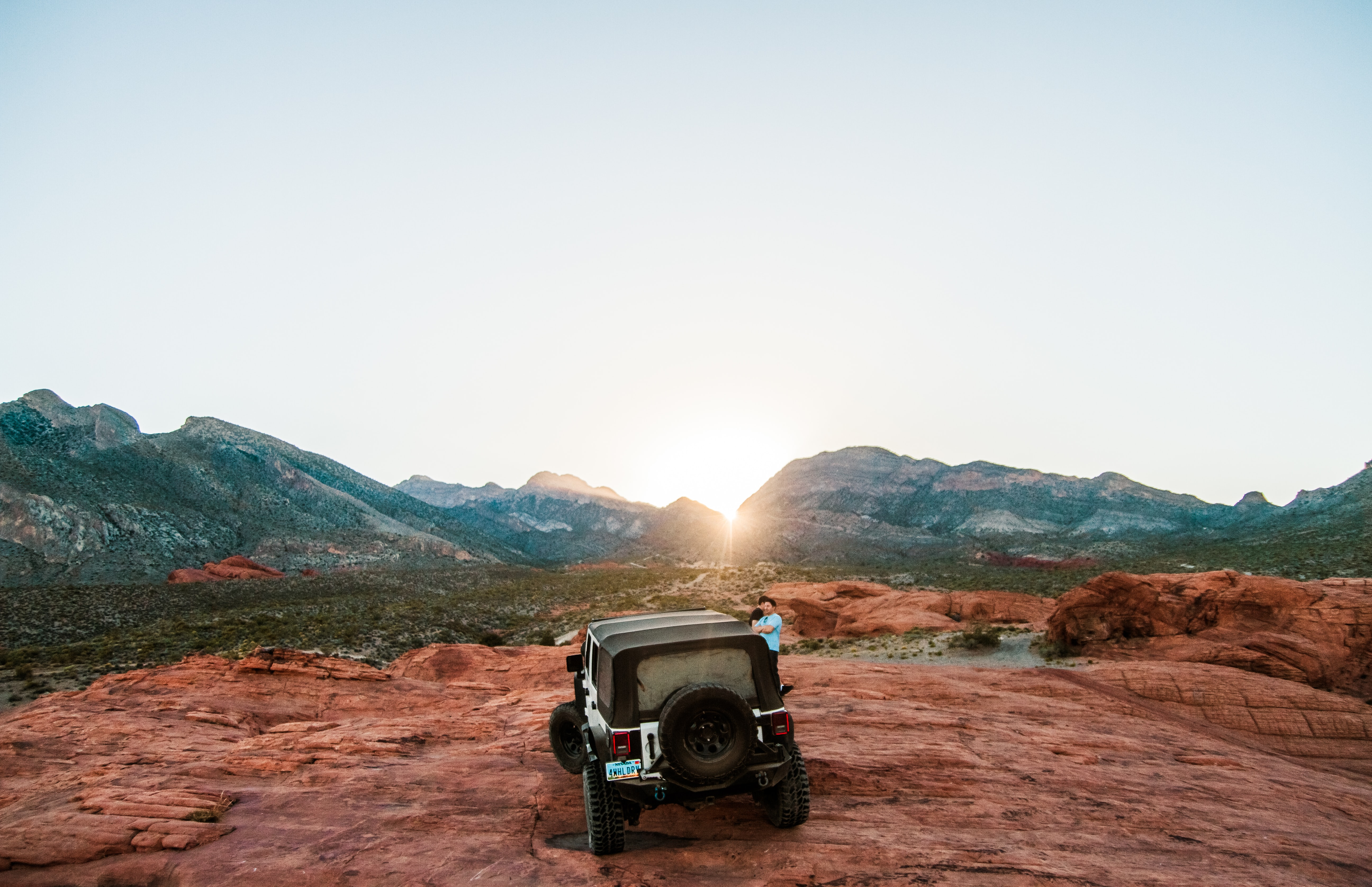Jeep tour in Georgia